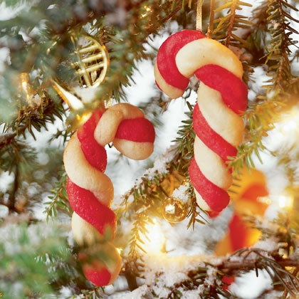 RECIPE: Candy Cane Cookies